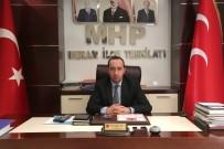 ÜLKÜCÜ - MHP Meram İlçe Başkanı İbrahim Ay Açıklaması 'Yol Yürüdüğümüz Arkadaşlarımızı Partimize Davet Ediyoruz'