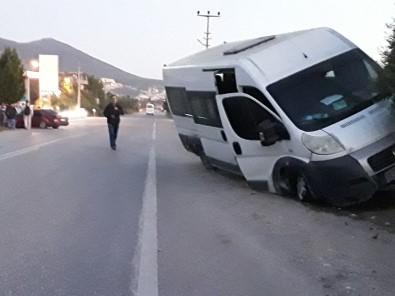 Milas'ta Trafik Kazası; 6 Yaralı