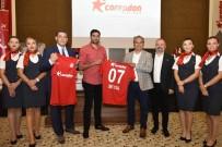 Muratpaşa Belediyespor Kadın Hentbol Takımının Resmi Sponsoru Corendon Airlines Oldu