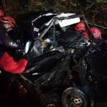 Otoyolda Meydana Gelen Kazayı Fark Etmeyen Sürücü Canından Oldu