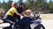 KENT ORMANI - Özel Öğrencilere Motosikletlerle Tur Attırdılar