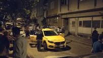 (Özel) Zeytinburnu'nda Taksiciye Gaspçı Dehşeti