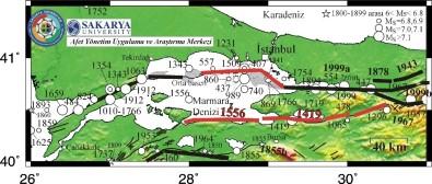 SAÜ'den Depremle İlgili Açıklama