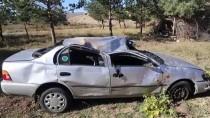 MEHMET DEMIR - Sivas'ta Trafik Kazaları Açıklaması 7 Yaralı