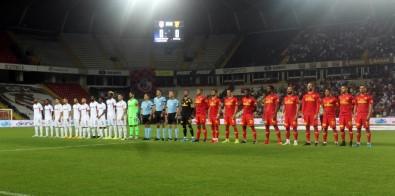 Süper Lig Açıklaması Gazişehir Gaziantep Açıklaması0  - Göztepe Açıklaması 0 (İlk Yarı)