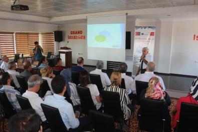 'Temel Beceri Ve Aile Eğitimi' Projesinin Kapanış Toplantısı Yapıldı
