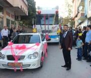 GELİN ARABASI - Tırı Gelin Arabası Yaptı