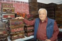HEDİYELİK EŞYA - Tokat'tan Amerika'ya Minyatür Ceviz Sandığı İhracatı