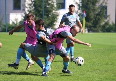 Trabzonspor, FC Basel Maçı Hazırlıklarına Başladı