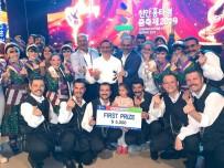 DANS YARIŞMASI - Türk Halk Oyunları Topluluğu, Dünya Birincisi Oldu