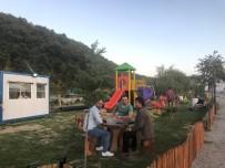 Türkelililer, Son Sıcak Günleri 'Yaşam Vadisi'nde Değerlendirdi