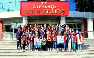 Vali Akın'a,  'Damla Gönüllülük Hareketi Projesi' Ziyareti