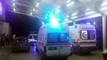ORMAN İŞÇİSİ - Yaralanan Orman İşçisi Helikopterle Hastaneye Kaldırıldı