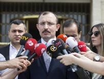 MECLİS BAŞKANLIĞI - Yeni yargı paketi Meclis'e sunuldu