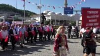 Yenipazar'da 'Gastronomi Ve Pide Şenliği' Renkli Görüntülere Sahne Oldu
