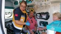 Yolcu Midibüsü Tur Minibüsüne Çarptı Açıklaması 6 Yaralı