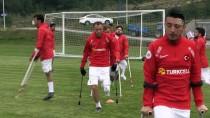 Ampute Milli Futbol Takımı'nın Düzce Kampı