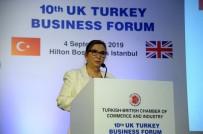 Ruhsar Pekcan - Anlaşmasız Brexit'in Türkiye'ye Maliyeti 3 Milyar Dolara Ulaşabilir