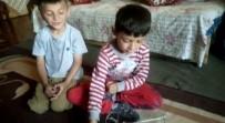 Ardahan'da 5 Yaşındaki Rüzgar'ın Remork Uçak Hayali