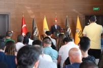 Başkan Altay Açıklaması 'Konya, Dünyanın Marka Şehirlerinden Bir Haline Gelecek'