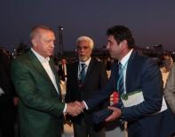 Başkan Çiğdem, Cumhurbaşkanı Erdoğan'a Projelerle İlgili Dosya Takdim Etti