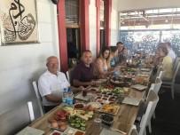 Burhaniye'de Eğitime Destek 'Kahvaltısı