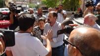 Diyarbakır'da HDP'lilerin Yaptığı Açıklama Sırasında Gerginlik
