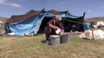 Doğu'daki Yaylalarda Göçerlerin Dönüş Hazırlığı Başladı