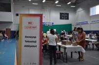 Edirne Gençlik Merkezi Deneyap Atölyesi Tasarım-Üretim Proje Şenliği