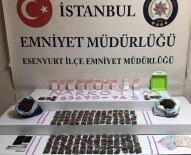 Esenyurt'ta Uyuşturucu Operasyonu Açıklaması 2 Kişi Tutuklandı