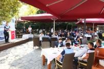 FAHRİ KORUTÜRK - Eyüpsultan'da Zabıtalar Kahvaltı Programında Bir Araya Geldi