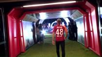Mustafa Cengiz - Galatasaray'da görkemli imza töreni