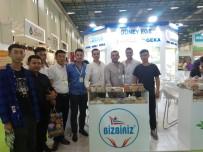 GEKA Worldfood İstanbul Uluslararası Gıda Fuarı'na Katıldı