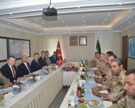 Iğdır'da Sınır Güvenliği Toplantısı Yapıldı
