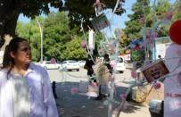 ERZİNCAN VALİSİ - Kadına Şiddet Konusuna Dilek Ağacında Dikkat Çektiler