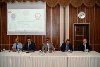Karabük'te 'Eğitim Kurumları Müdürler Kurulu' Toplantısı