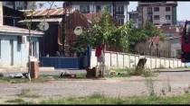 ŞÜPHELİ PAKET - Kartal'da Şüpheli Paket Fünyeyle Patlatıldı