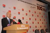 KEMAL KILIÇDAROĞLU - Kılıçdaroğlu Sivas'ta Gerçekleştirilen PM Toplantısında Konuştu