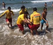 ALTIN KEMER - Kocaeli'de Bin 495 Kişi Boğulmaktan Kurtarıldı