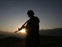 Mardin'de terör saldırısı: 1 asker şehit, 2 asker yaralı