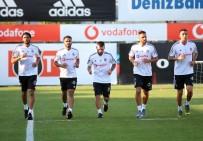 NEVZAT DEMİR - Mohamed Elneny, Beşiktaş İle İlk Antrenmanına Çıktı