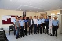 Niğde Belediye Başkanı Emrah Özdemir Zabıta Ekiplerinin Haftasını Kutladı