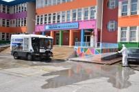 Selçuklu'da Okullar Yeni Eğitim Dönemine Hazır