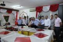 Sungurlu'da Zabıtalara Pastalı Kutlama