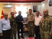 KARA HARP OKULU - Tuğgeneral Özfindan'dan Veda Ziyaretleri