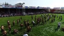 'Türk'ün İlk Er Meydanı' İçin Nefesler Tutuldu