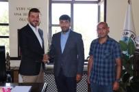 TOPLU İŞ SÖZLEŞMESİ - Ürgüp Belediyesinde Toplu İş Sözleşmesi İmzalandı