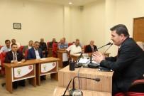 ERZİNCAN VALİSİ - Vali Arslantaş, İl Genel Meclisi Eylül Ayı Toplantısına Katıldı