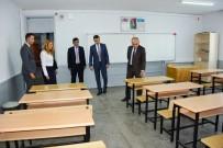 Yükümlüler Okulları Onardı
