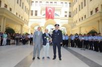Zabıta Teşkilatı'nın 193'Üncü Kuruluş Yıl Dönümde Büyükçekmece'de Tören Düzenlendi